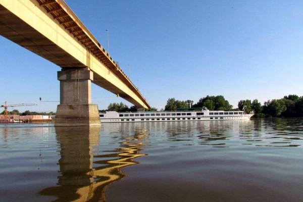 Kako Je Otvoren Most 25 Maj Koji Povezuje Bačku Palanku I Ilok