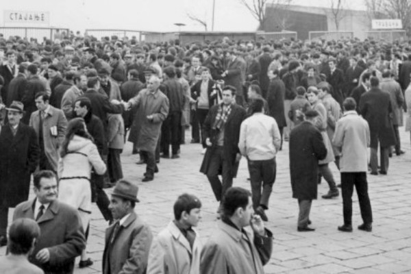 Dan kada je na stadionu Bačke bilo 10.000 ljudi