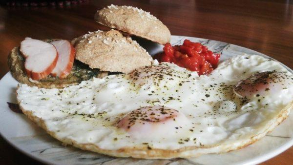 Predlog hrono doručka