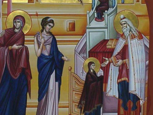 Danas je praznik žena: Vavedenje Presvete Bogorodice