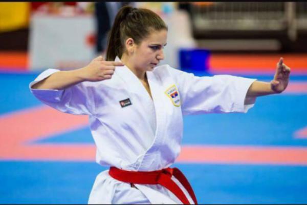 Karate: Bačkopalančanka Bojana Mladežić vicešampion Evrope!