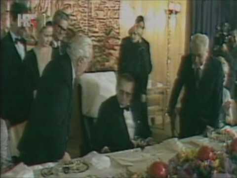 Karađorđevo: Titova poslednja čestitka za Novu godinu