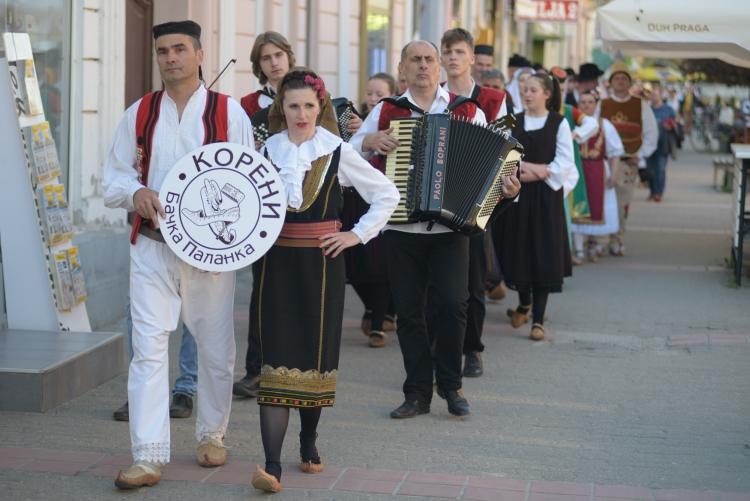 """KUD """"Koreni"""" doneli zlatnu plaketu iz Bugarske"""