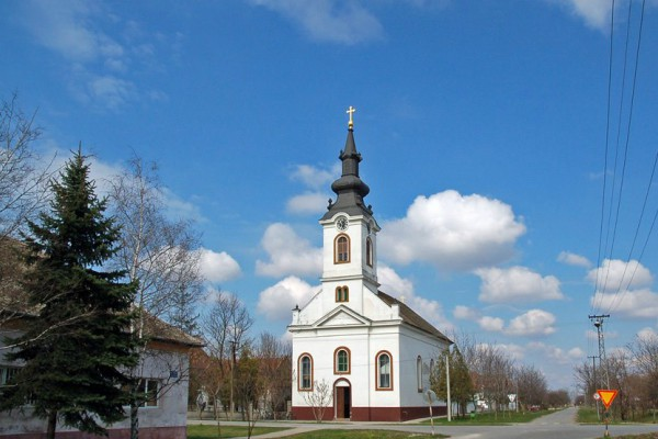 Silbaš: Slovačka Evangelička crkva