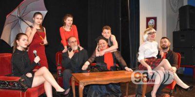 Pozorišna predstava: Strah od aplauza @ Gradski bioskop Bačka Palanka