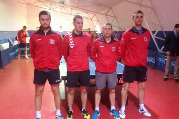 """STK """"Bačka Palanka"""" u finalu prvenstva Srbije u stonom tenisu"""
