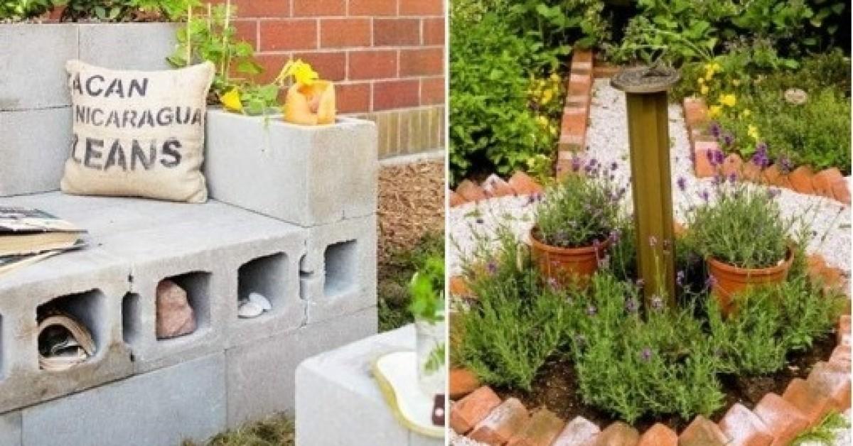 Najbolje ideje za uređenje dvorišta (FOTO I VIDEO)