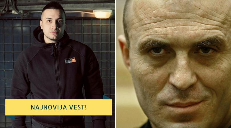 Policajac iz Bačke Palanke je suspendovan nakon privođenja sina Zvezdana Jovanovića