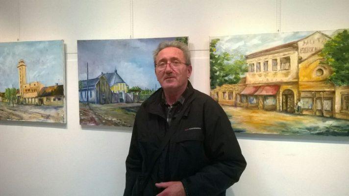 Palanački slikari: Slobodan Garić