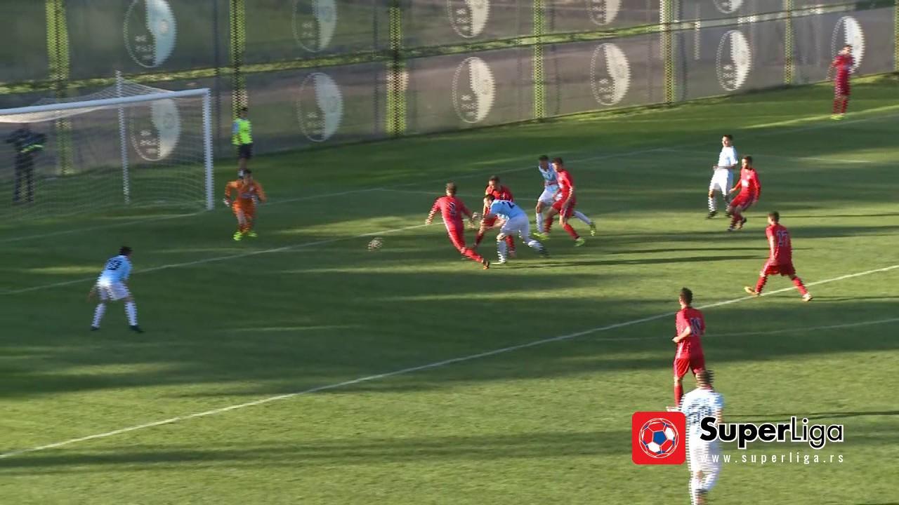 Pobeda Bačke! FK Rad – OFK Bačka 0:1 (0:1) (VIDEO)