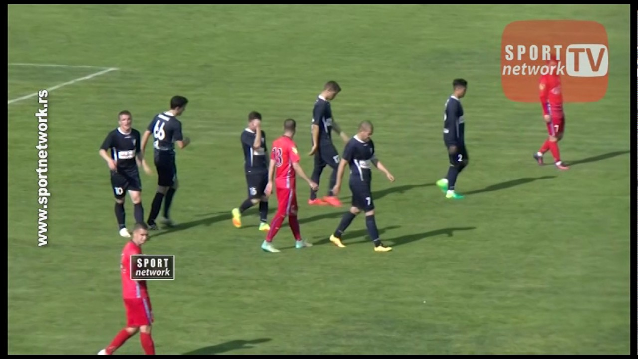 Spartak – Bačka 2:1 (2:0) VIDEO