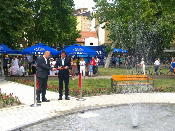 Fontana – čin socijalno odgovornog ponašanja Kompanije Carlsberg Srbija