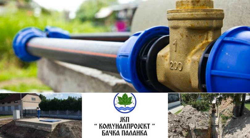 """BP: Za investicije """"Komunalprojekta"""" još 25 miliona dinara"""