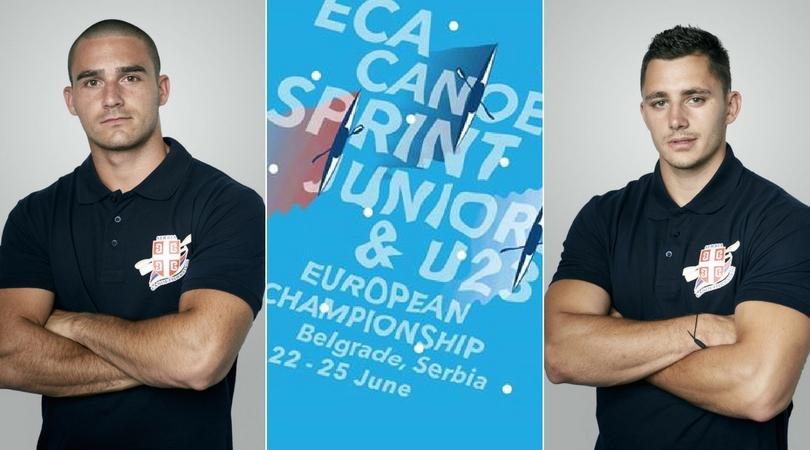 Bronza za Strahinju Stefanovića (K2-200) na Evropskom šampionatu u Beogradu