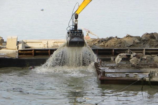 Počinje čišćenje korita Dunava