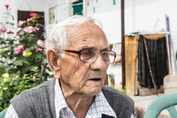 Sreto ima 99, dvaput se ženio, bio u nemačkom ropstvu i ne plaši se smrti