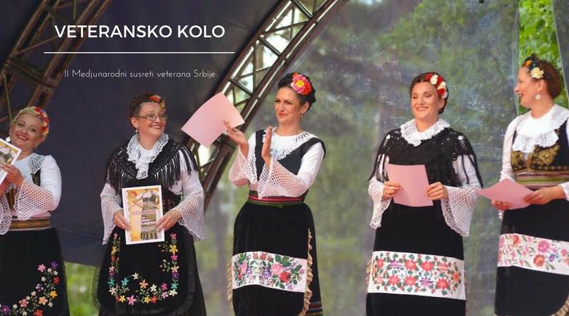 Veteransko kolo – susret veterana folklora iz cele Srbije (INTERVJU)