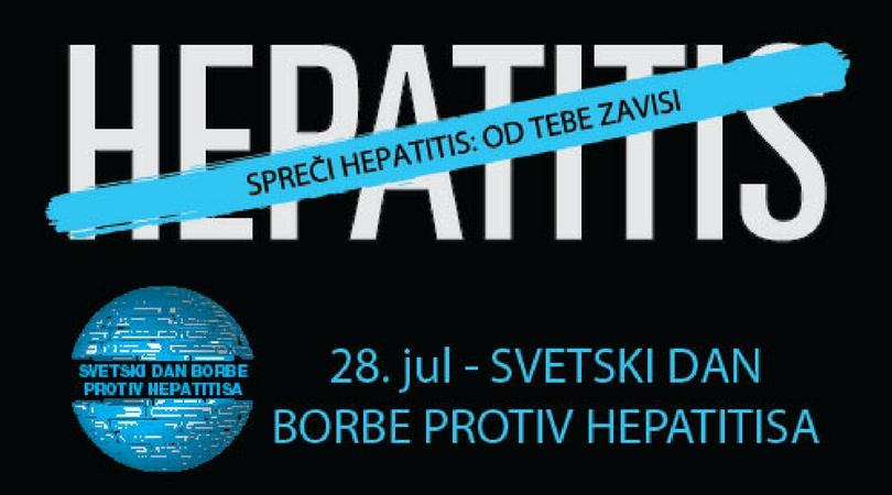 Svetski dan borbe protiv hepatitisa (28. jul)