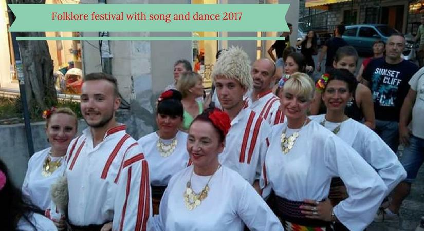 """KUD """"Koreni"""" predstavljali Srbiju na festivalu u Herceg Novom"""