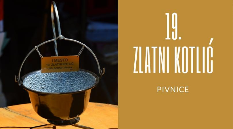Sa 19. Zlatnog kotlića u Pivnicama