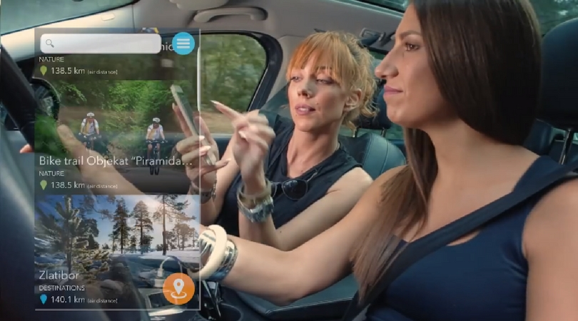 Mobilna aplikacija: Audio vodič kroz Srbiju! (VIDEO)