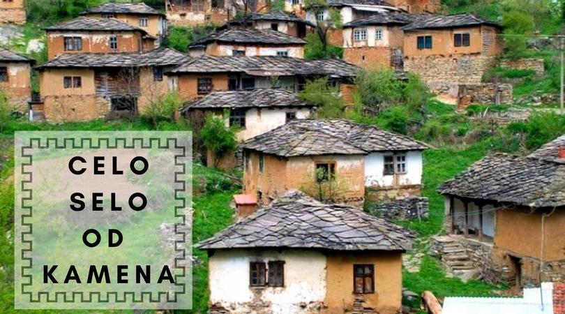 Kameno selo Gostuša – najneobičnije selo u Srbiji