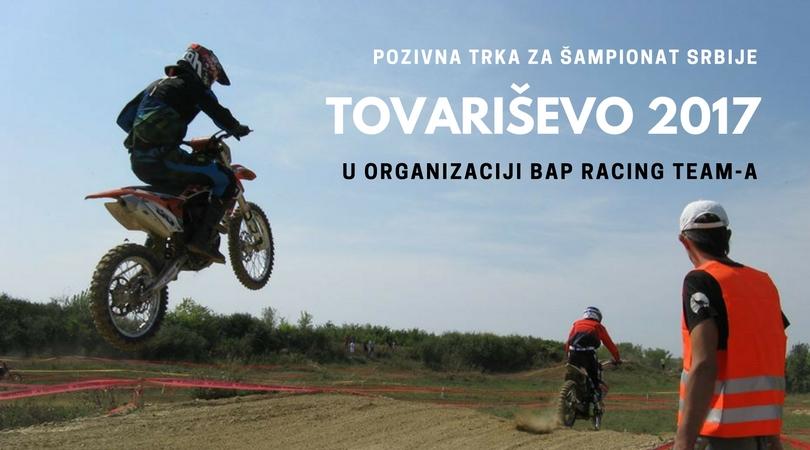 Moto-kros trke u Tovariševu