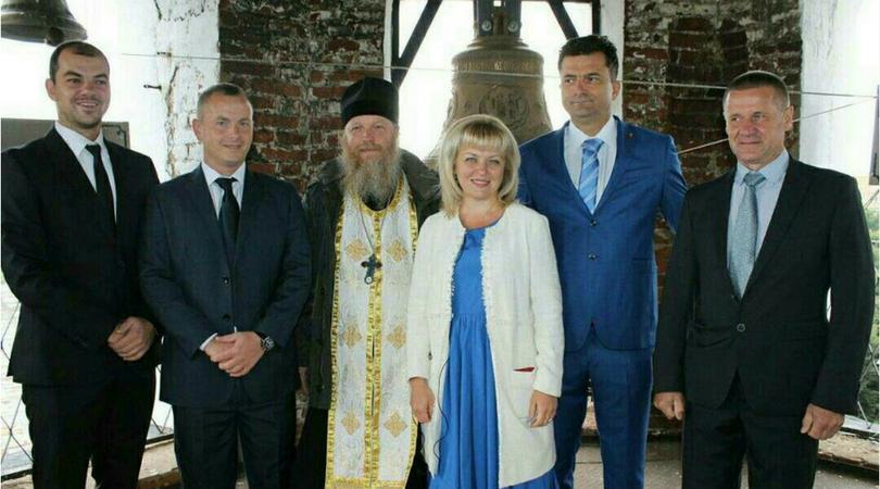 Kojim povodom je delegacija Opštine Bačka Palanka bila u Rusiji?