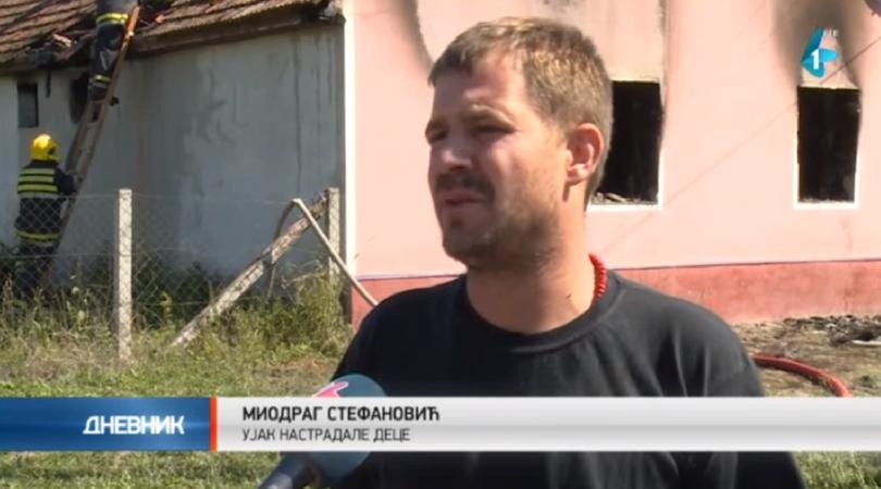 Tragedija u Vajskoj, danas dan žalosti u opštini Bač (VIDEO)