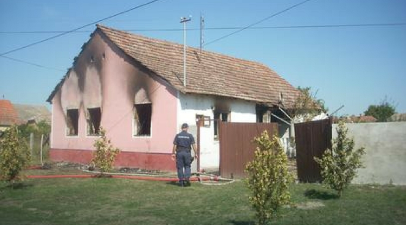 Nezapamćena tragedija u Vajskoj, troje dece stradalo u požaru
