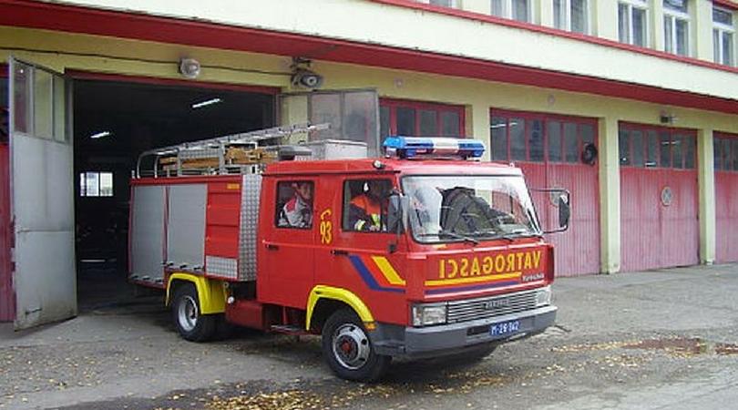 Vatrogasci demantuju da su kasnili na gašenje požara u Vajskoj
