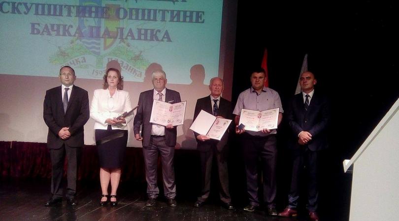 Dodela Oktobarskih nagrada (FOTO GALERIJA)