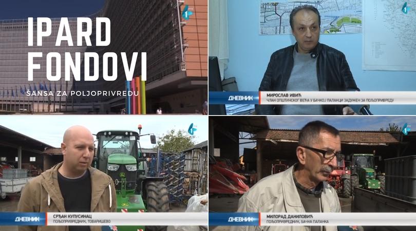 Uskoro odluka o novcu iz IPARD-a (VIDEO)