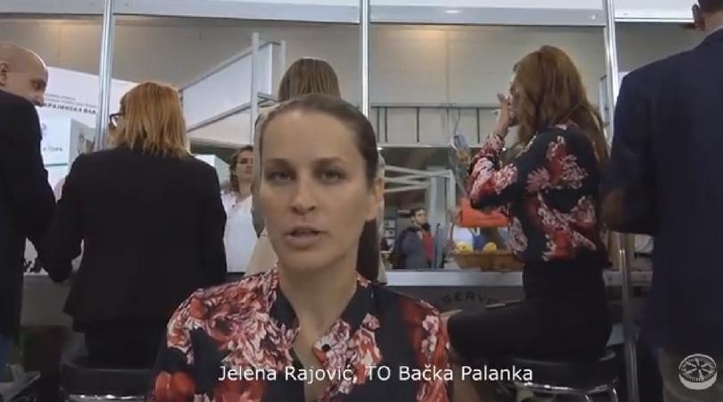 Bačka Palanka na Međunarodnom sajmu turizma u Novom Sadu (VIDEO)