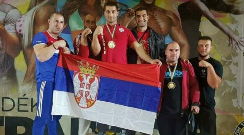Zlato za Slobodana Novakovića iz Čelareva