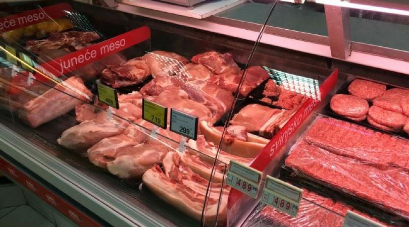 Sve više uvozimo svinjetinu
