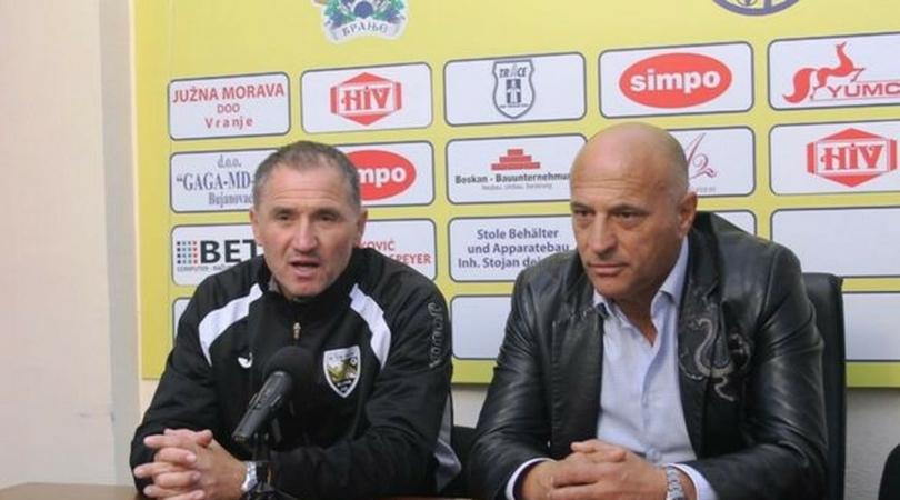 Izjave trenera nakon meča: Dinamo (V) – ČSK Pivara 1:0