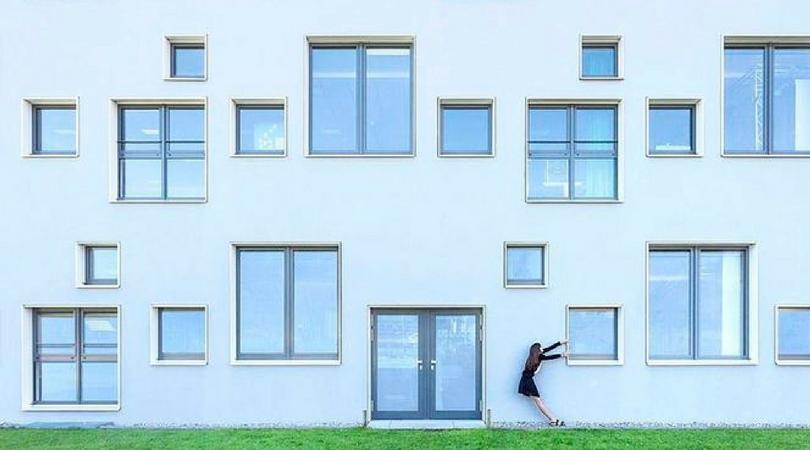 Svojim fotografijama dokazuju koliko je arhitektura interesantna