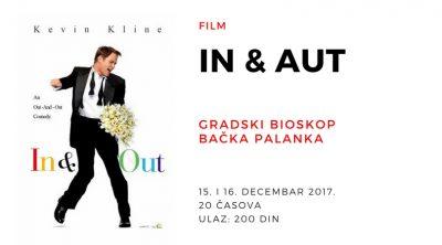 Film: In & out @ Gradski bioskop
