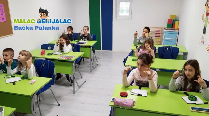 Škola koja će razviti mentalne sposobnosti vašeg deteta