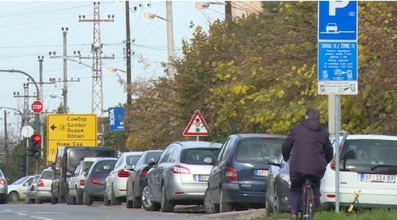 Nova odluka o parkiranju u Bačkoj Palanci