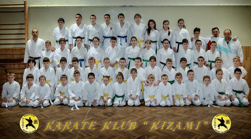 Odlični rezultati Kizamijevaca