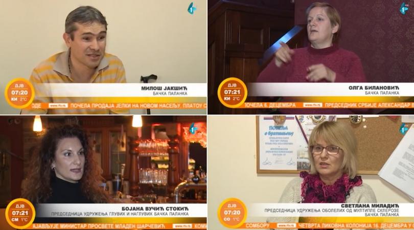 Pomoć za udruženja sa invaliditetom (VIDEO)