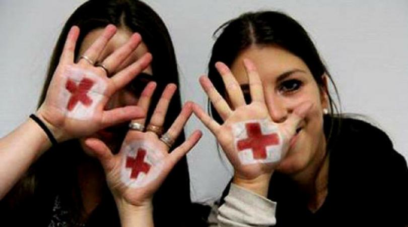 Prijem za volontere Crvenog krsta kod Predsednika opštine