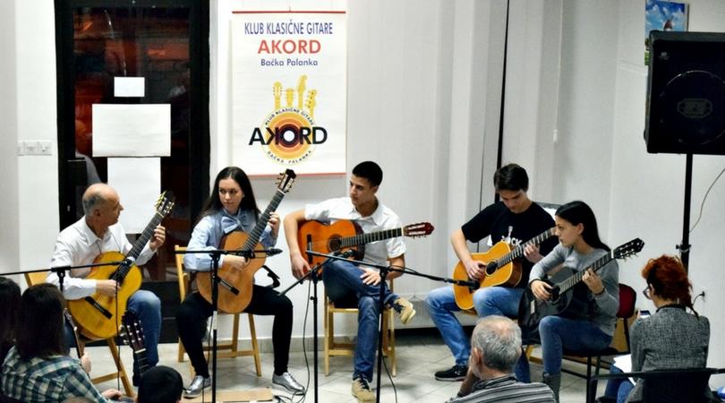 """Festival klasične gitare """"Akorda"""""""