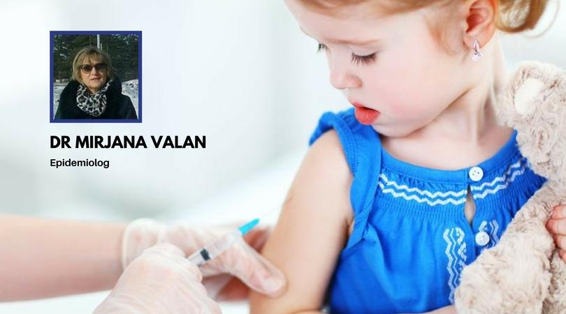 26 slučajeva odbijanja vakcinacije kod dece u Bačkoj Palanci
