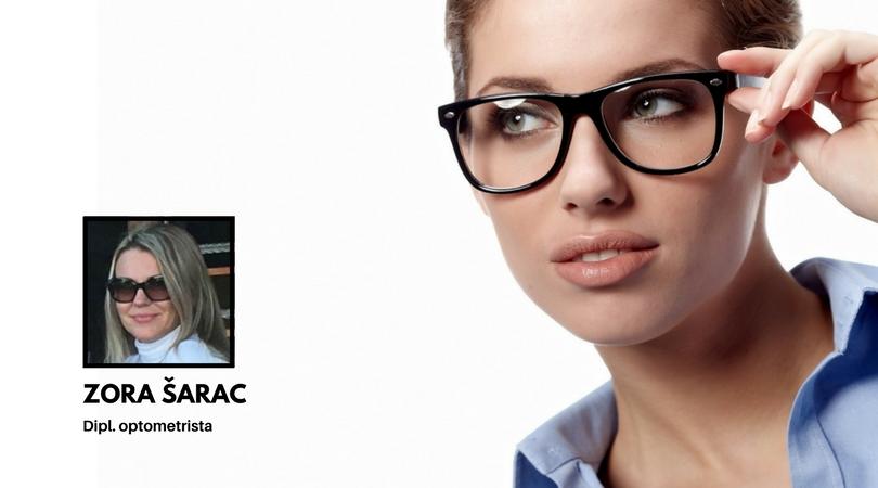 Kako da izaberete savršen okvir za naočare?