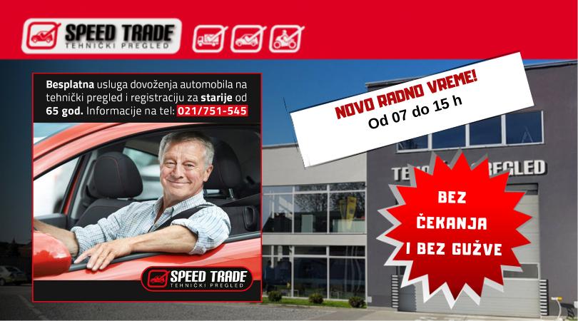 Provereno najbrže i najpovoljnije – Speed Trade!