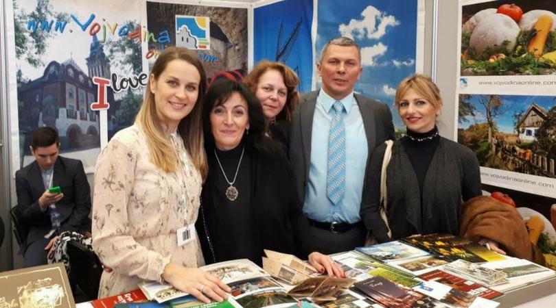 Turistička ponuda Bačke Palanke predstavljena na sajmu u Sloveniji