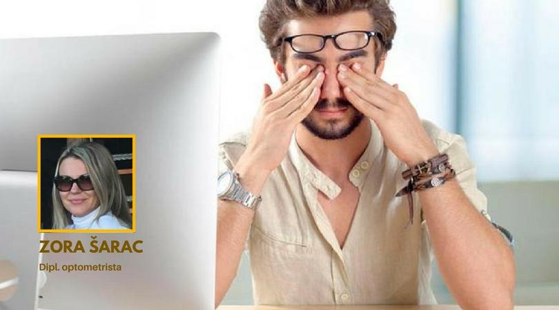 Da li patite od sindroma suvog oka?